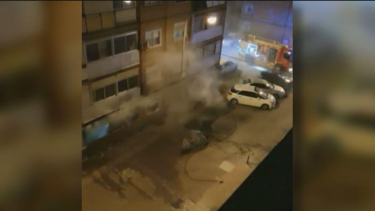 Incendio en un piso 'okupa' en Alcalá de Henares, sin heridos