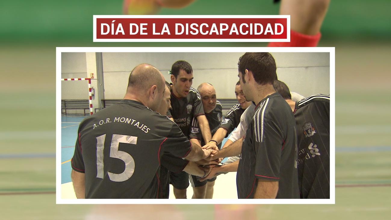 La emocionante historia del equipo de fútbol sala de San Juan de Dios