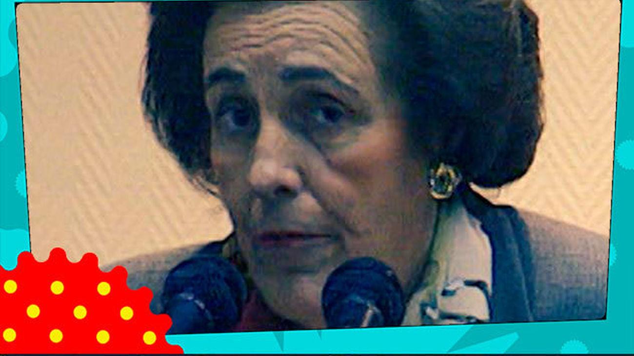 La viuda de Ruiz Mateos podría ser desahuciada a sus 84 años