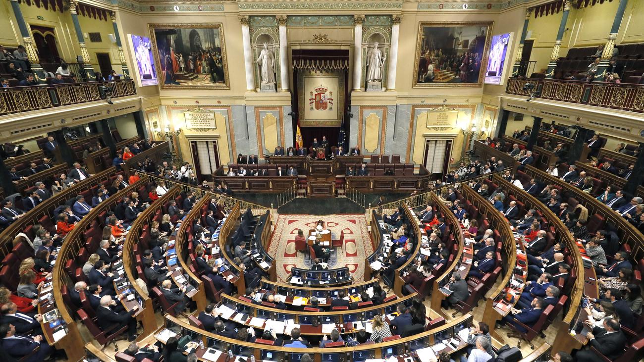 Hasta 67 diputados se estrenan en la XIV Legislatura en el Congreso