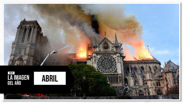 Abril: Arde Notre Dame