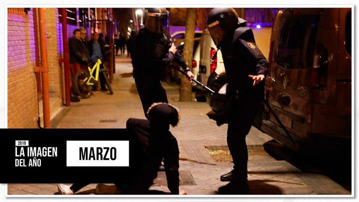 Marzo: Tensión en Vallecas por el clan de 'Los Visita'