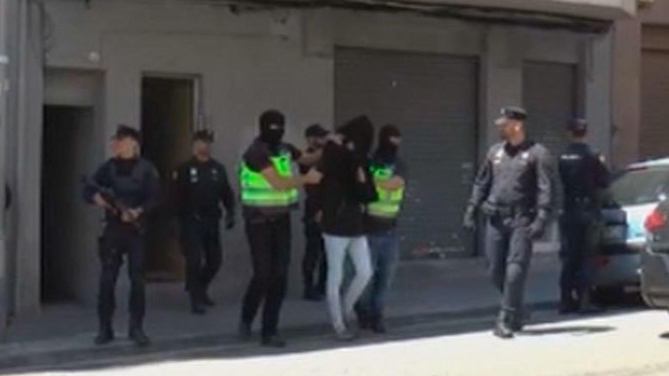 Detención de yihadistas leales al Estado Islámico