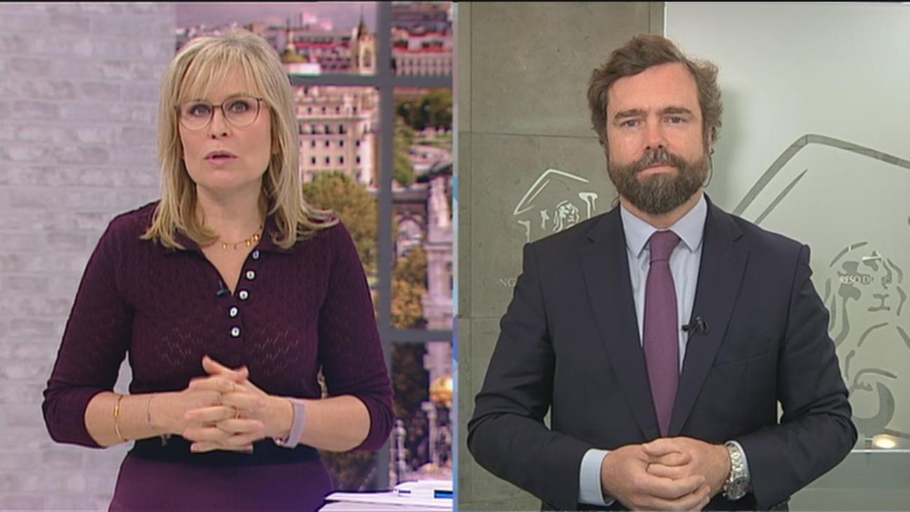 """Espinosa de los Monteros: """"El Partido Popular no es un partido de fiar"""""""