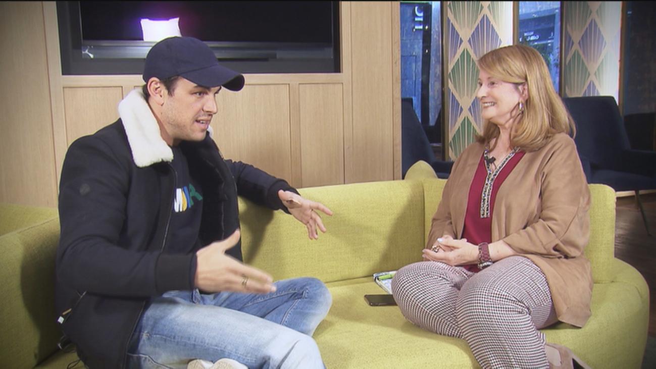"""Mario Casas: """"Me encantaría ser padre"""""""