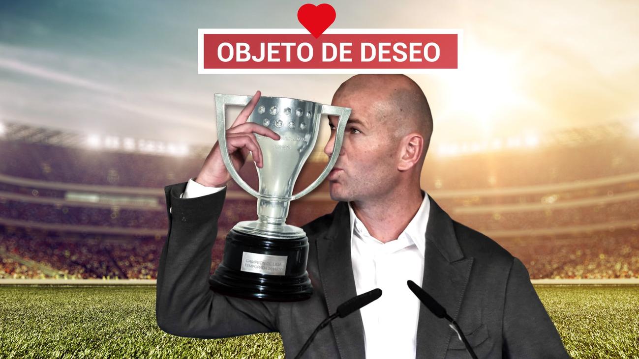 Zidane va a por LaLiga