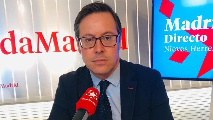 """""""Confío en que las rencillas de Vox y Cs no afecten a la Comunidad de Madrid"""""""