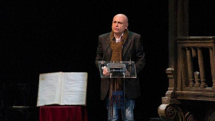 Juan Carlos Pérez de la Fuente, Coordinador Artístico del año Benito Pérez Galdós