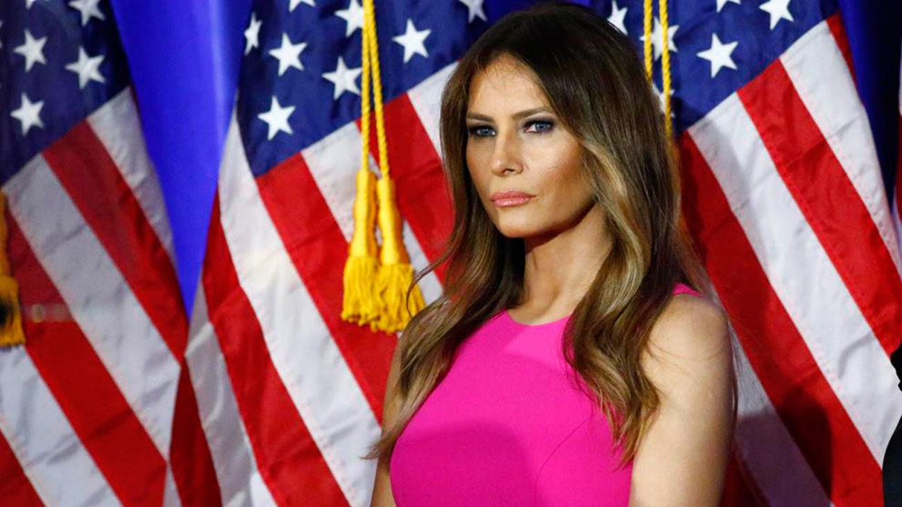 Melania Trump desvela sus secretos