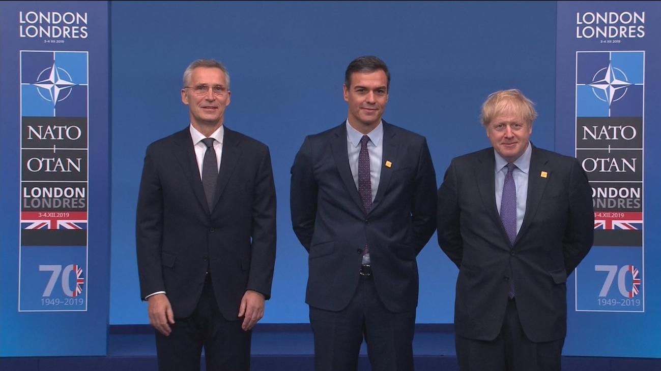 Los líderes de la OTAN reafirman su compromiso con la defensa colectiva pese a sus diferencias
