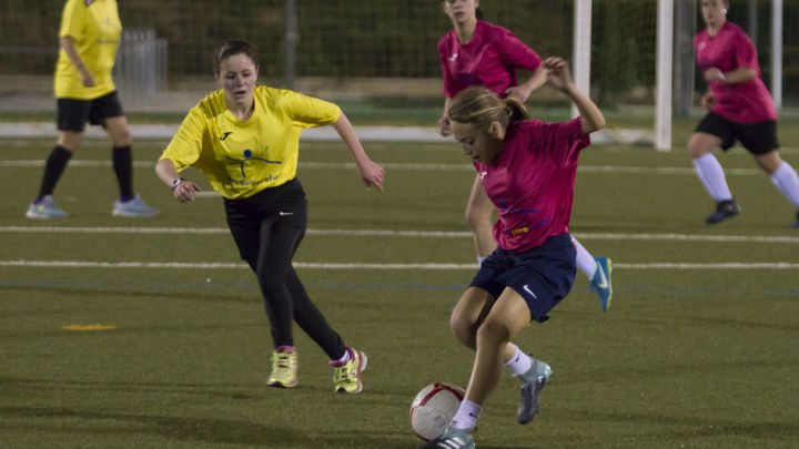 Institutos norteamericanos buscan jugadores en Madrid para becarles los estudios en EEUU