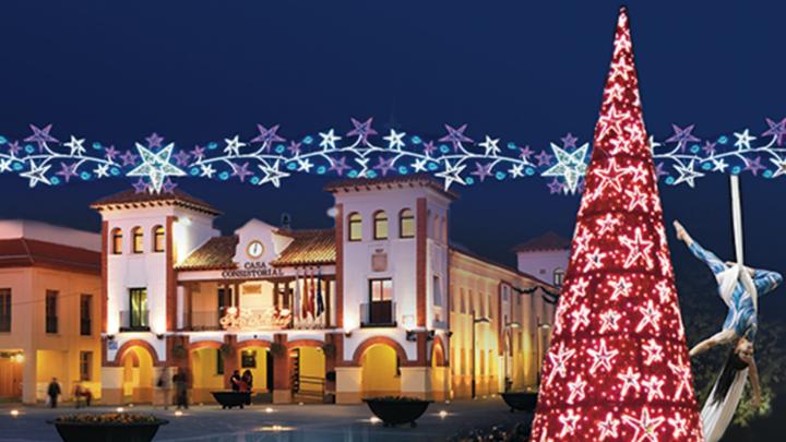 Pinto busca la mejor decoración navideña en ventanas y balcones