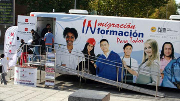 La Comunidad de Madrid crea una oficina de empleo móvil para un 'Madrid vacío'