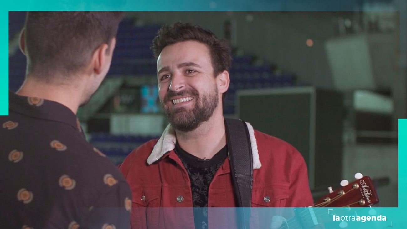 """Funambulista estará en Inverfest: """"Tocar en el WiZink Center es algo que ni me permití soñar"""""""
