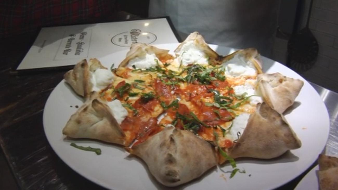 Llegan las pizzas en forma de estrella