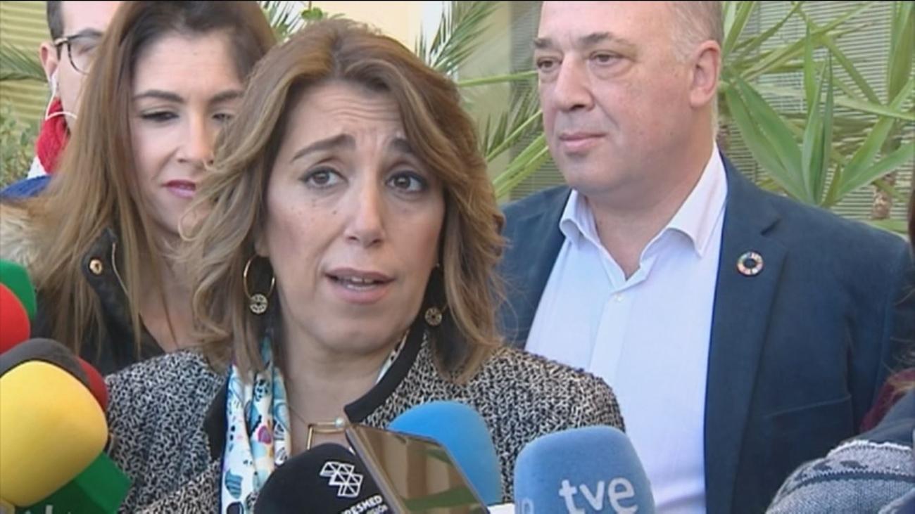 La imputación de la cúpula de UGT Andalucía salpica al marido de Susana Díaz