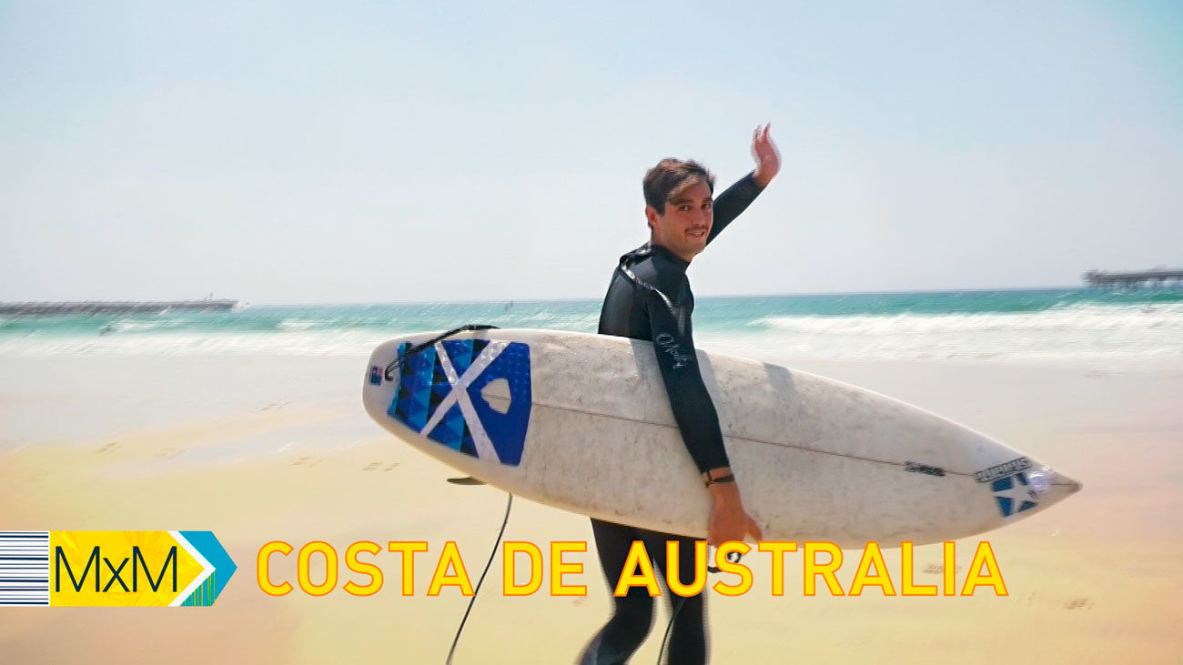 Madrileños por el mundo: Costa de Australia