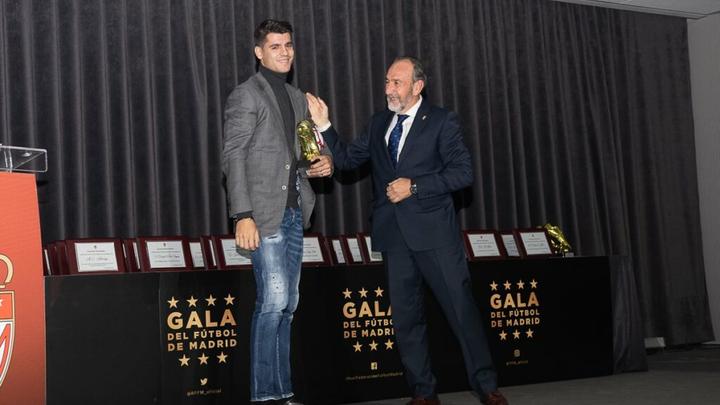 Paco Díez analiza Gala del fútbol madrileño