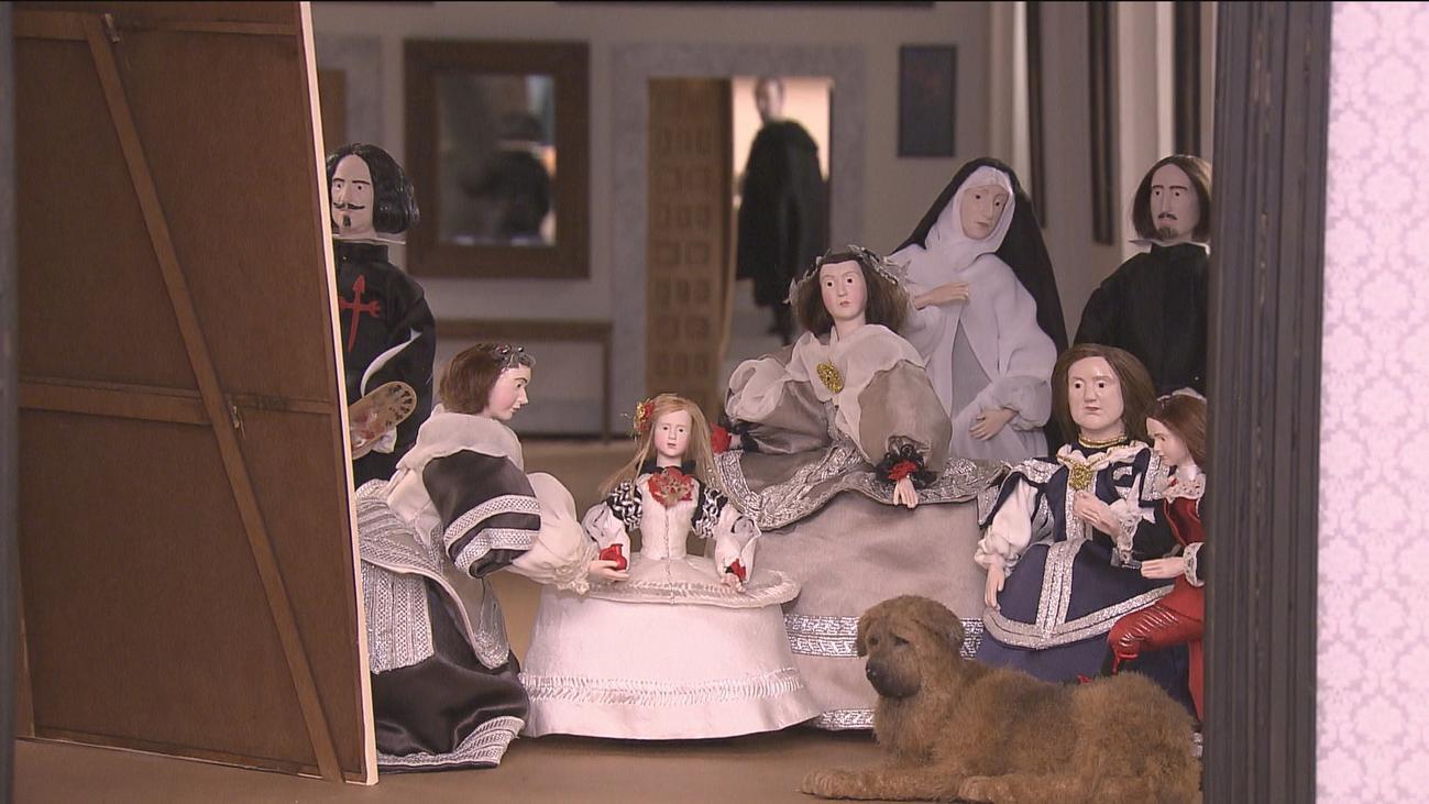Las Meninas, protagonistas de un documental nominado a los Goya