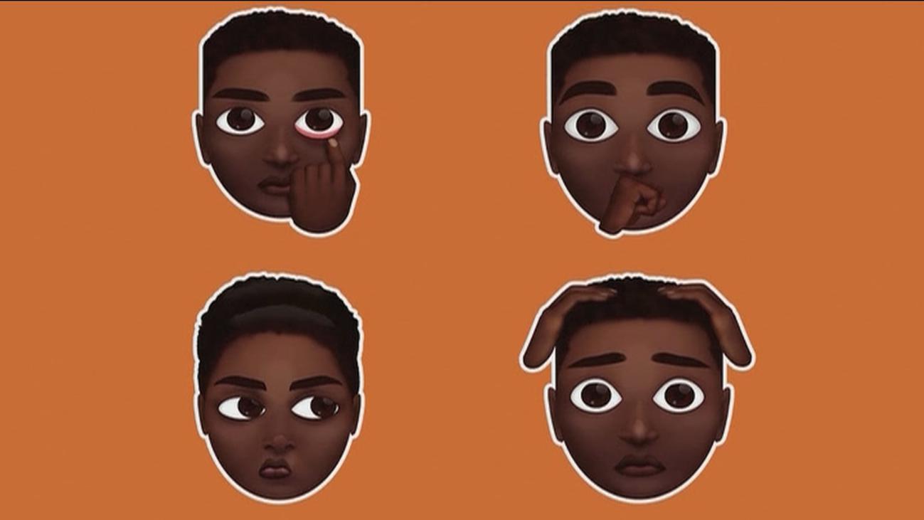Triunfan los emojis africanos