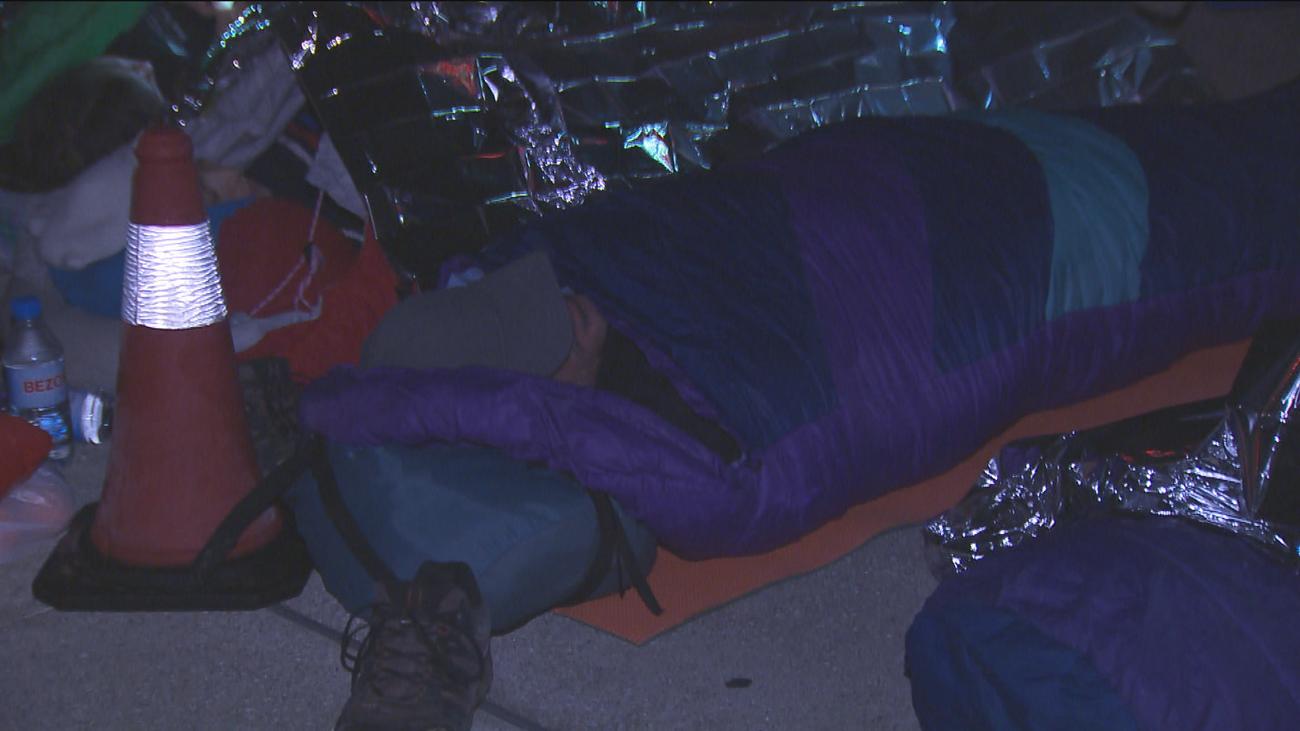 """La iniciativa """"La noche sin hogar"""" recauda cerca de 60.000 euros"""