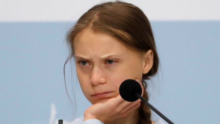 """Greta Thunberg calla para dar voz a los jóvenes del mundo: """"Necesitan contaros su historia"""""""