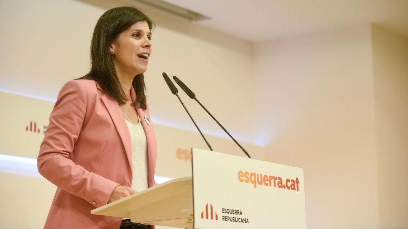 """ERC pide gestos al PSOE pero ve """"casi imposible"""" un pacto antes de Navidad"""