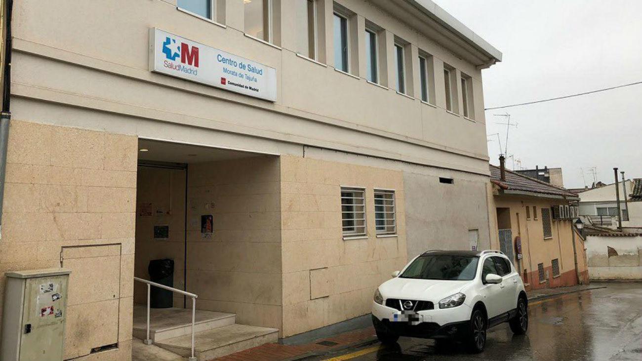 Centro de Salud de Morata de Tajuña