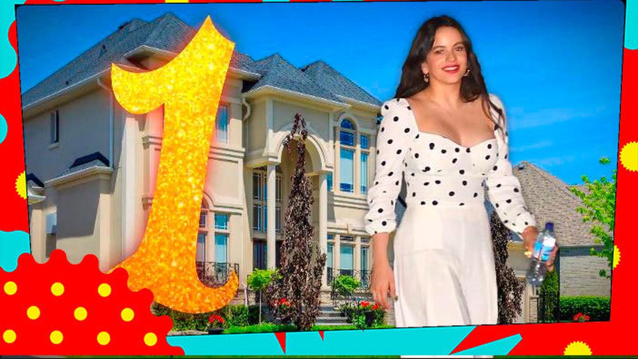 Rosalía, interesada en dos casas de más de un millón de euros