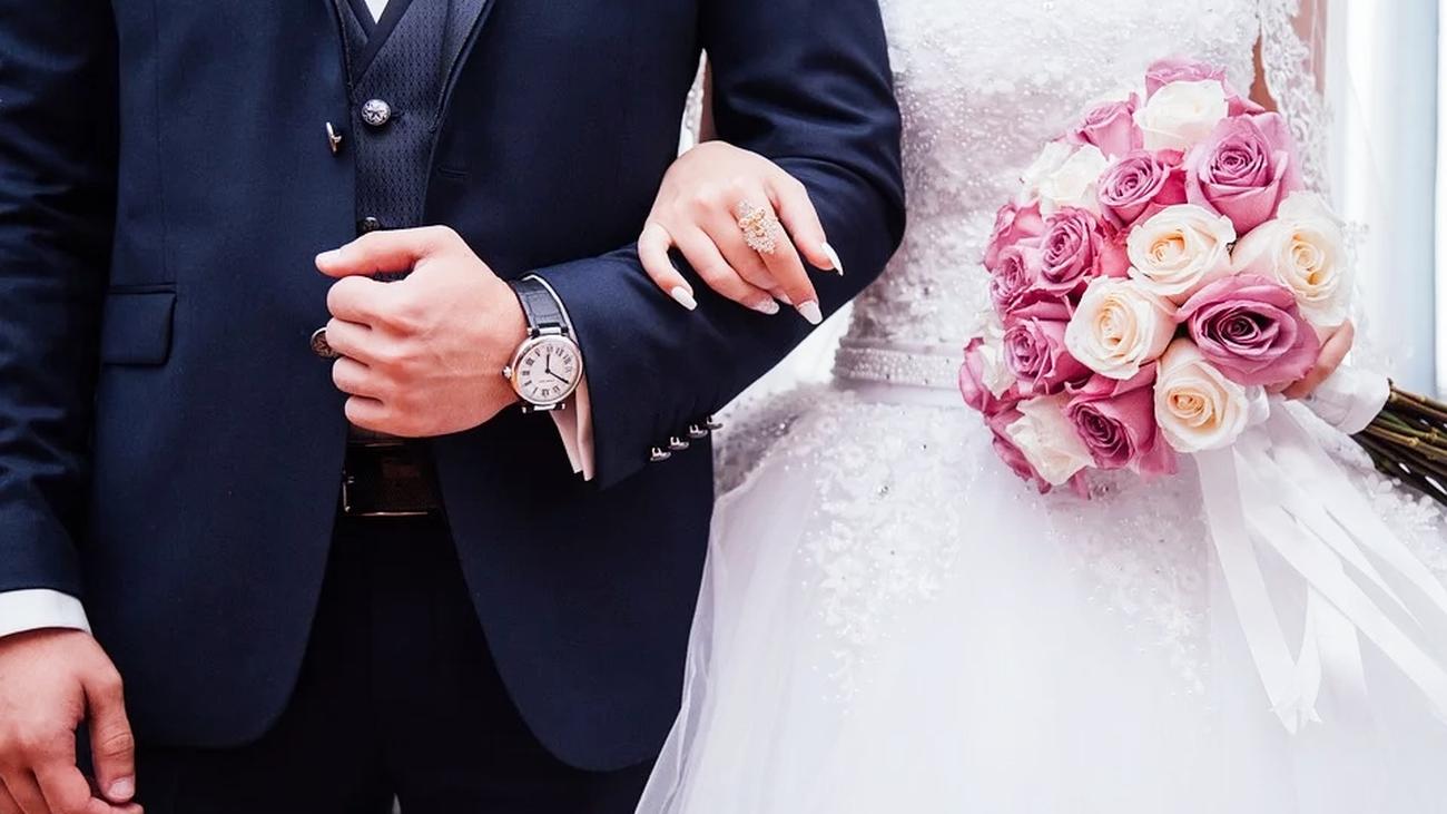 Los matrimonios por la iglesia descienden al 30% en Madrid