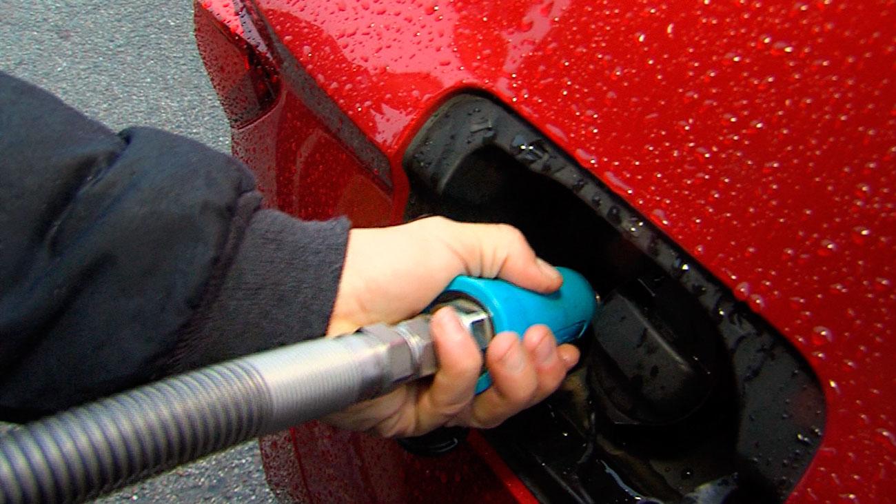 Así convierten residuos fecales en combustible para automóviles