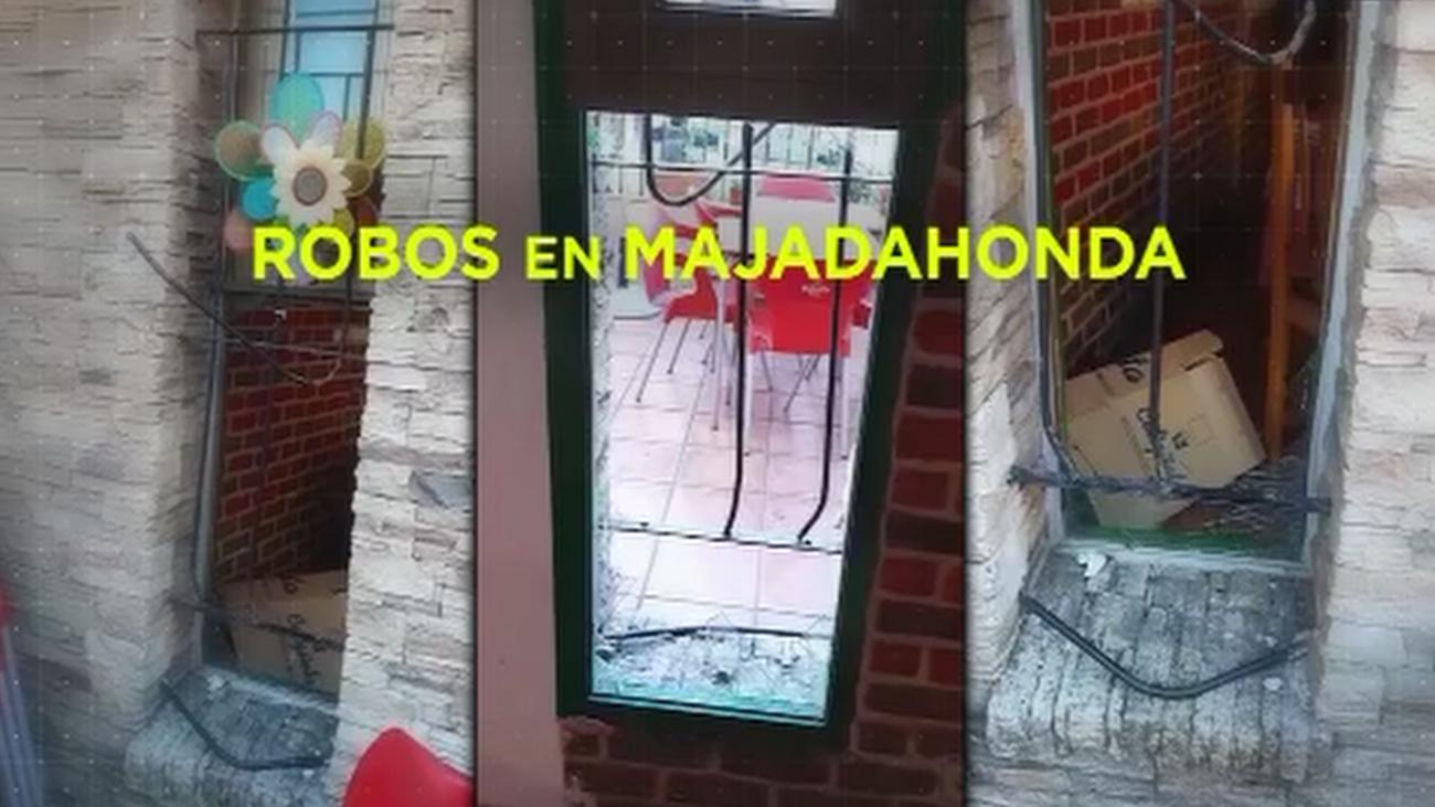 Miedo en Majadahonda ante una repentina oleada de robos