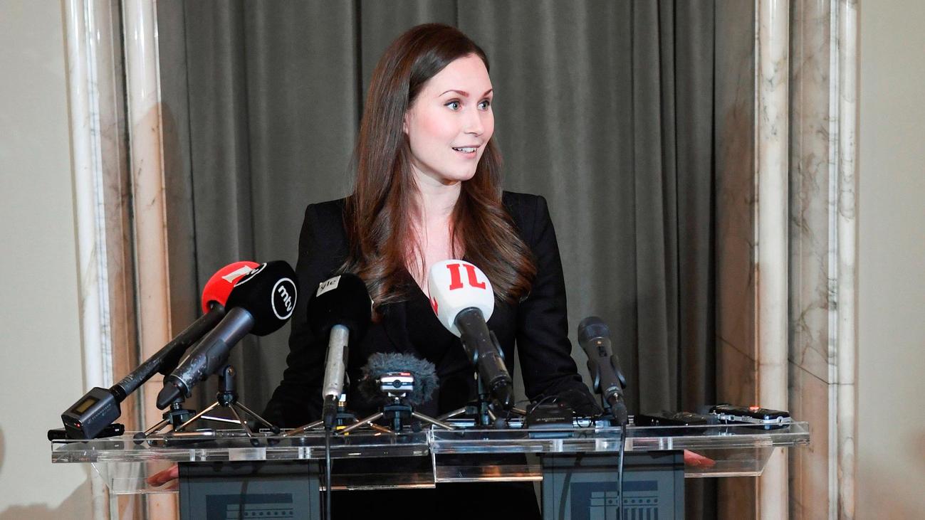 Así es la finlandesa Sanna Marin, la primera ministra más joven del mundo
