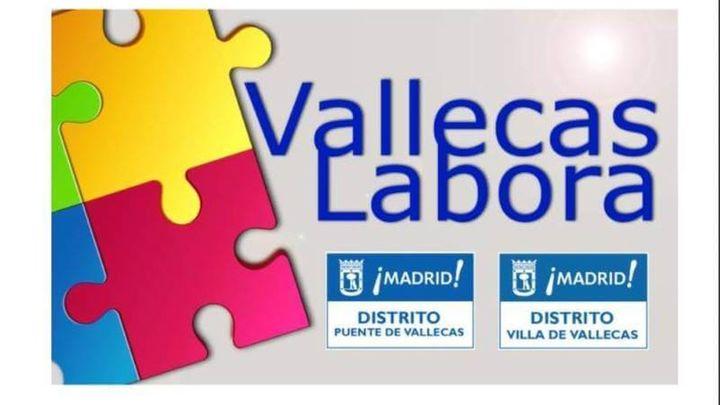 La Agencia para el Empleo de Madrid continuará en 2020 con el programa Vallecas Labora