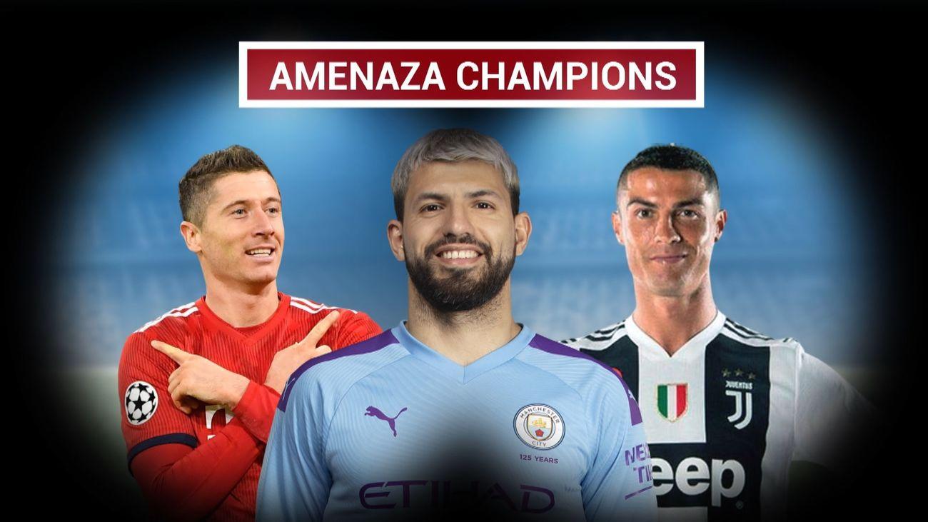 Amenaza Champions