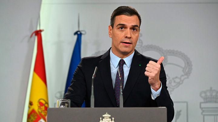 La Junta Electoral Central multa a Pedro Sánchez e Isabel Celáa