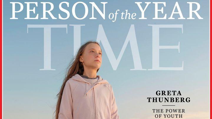 Greta Thunberg, Persona del Año 2019 para la revista 'Time'