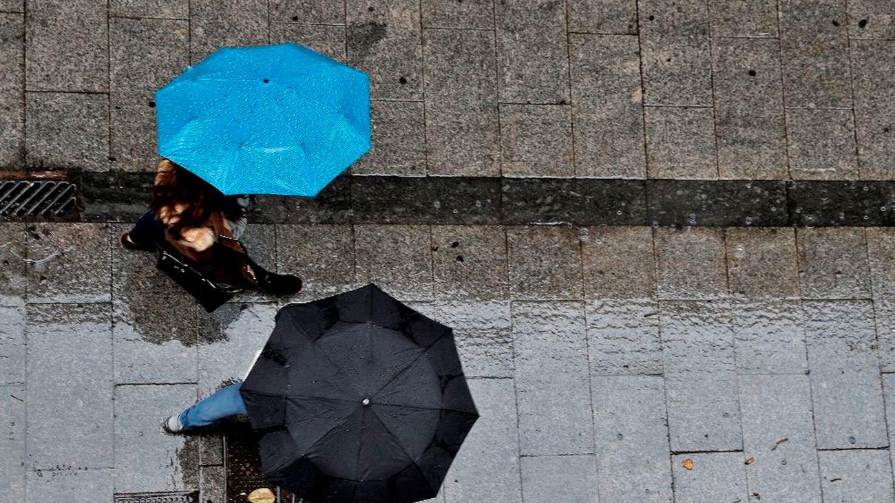 Este jueves, alerta por viento en Madrid