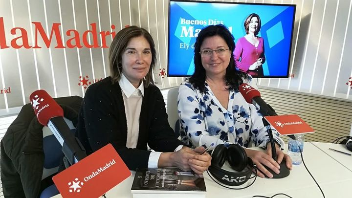 Ely del Valle entrevista a Mari Pau Domínguez