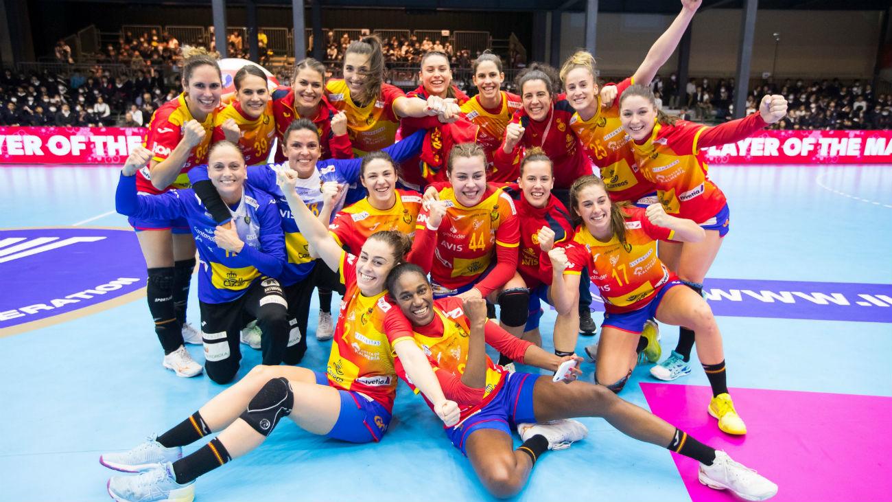 Las 'Guerreras', a las semifinales del Mundial