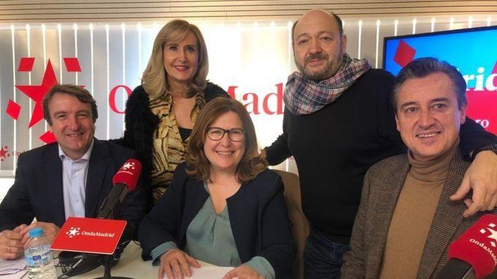 Análisis de la actualidad local con los alcaldes de Tres Cantos, Chinchón y la alcaldesa de Alcorcón