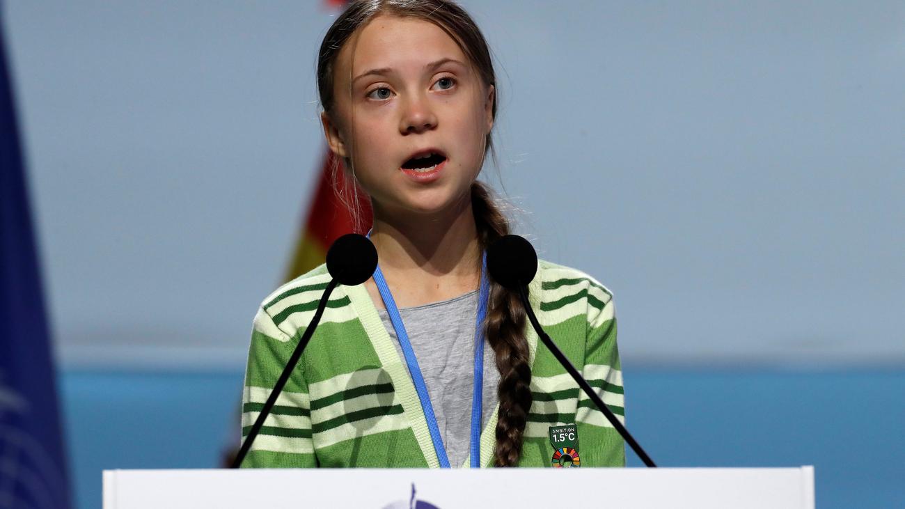 Greta Thunberg se encara con los políticos y se pregunta cómo no sienten pánico ante el cambio climático