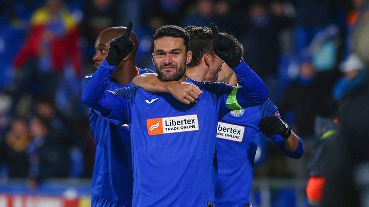 3-0. El Getafe, a dieciseisavos de final de la Europa League