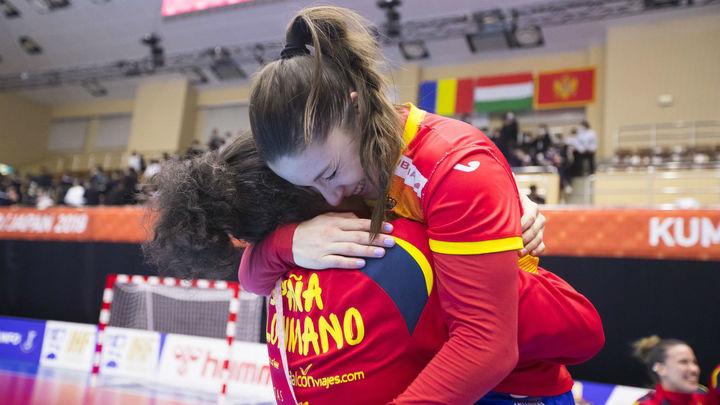 """Silvia Arderius: """"Jugar la semifinal del Mundial es un sueño"""""""