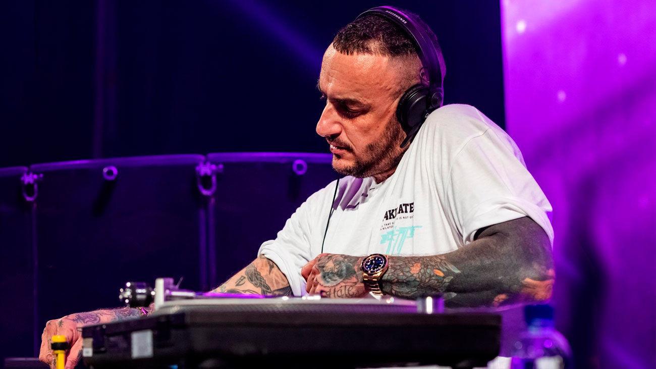 DJ Nano en Madrid