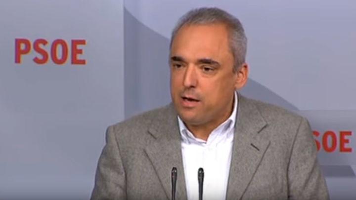 """Rafael Simancas:  """"Se aleja la posibilidad de una investidura antes del 30 de diciembre"""""""