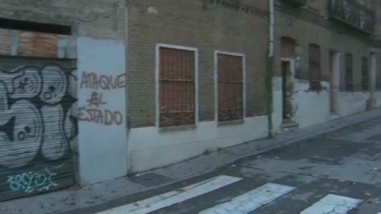 Vecinos de Valdeaceras denuncian la 'okupación' de casas que fueron expropiadas hace años