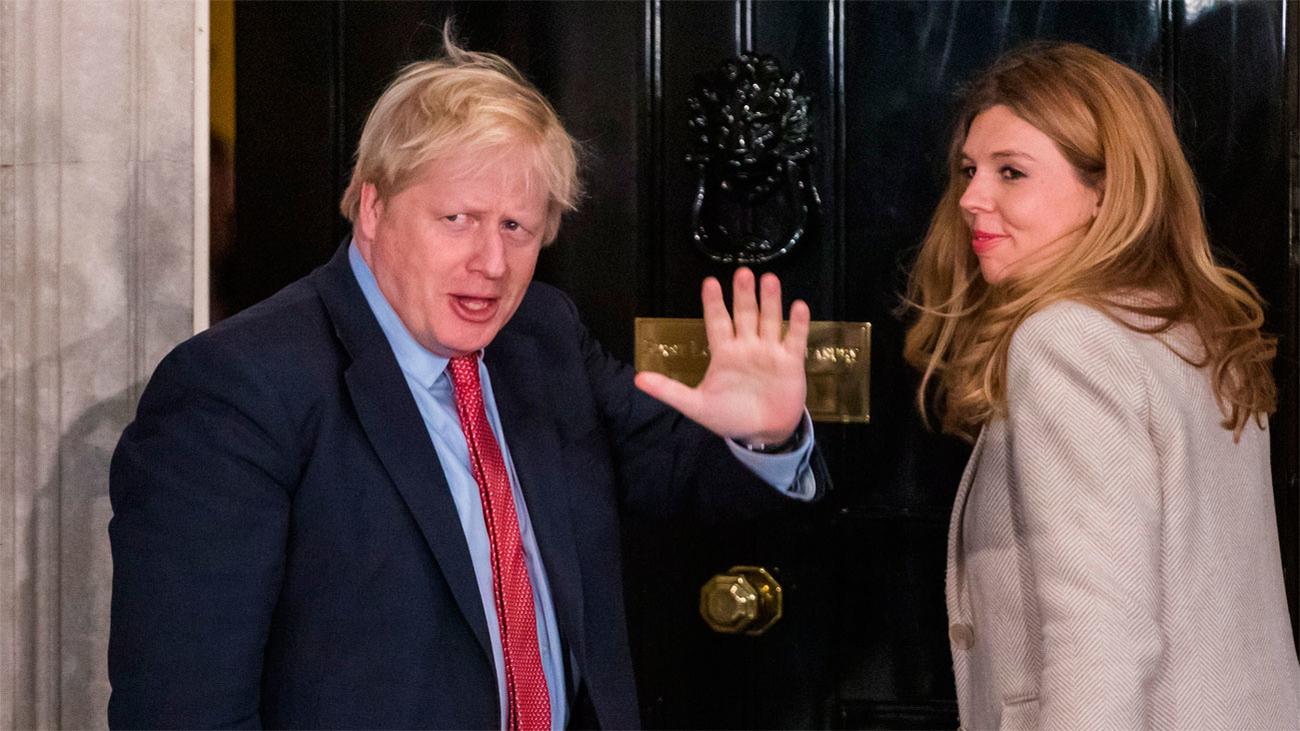 Boris Johnson, investido de nuevo primer ministro de Reino Unido tras arrasar en las elecciones
