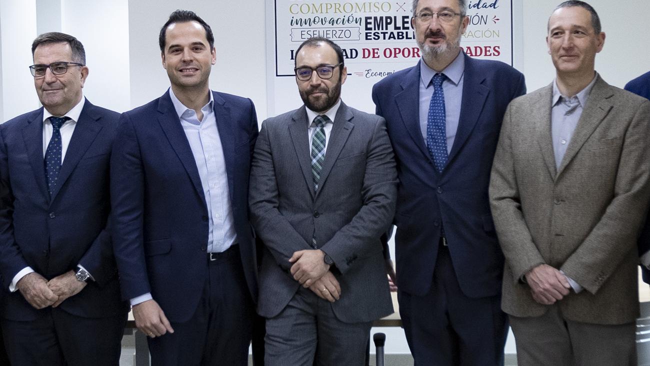 Madrid abre un 'coworking' público para emprendedores