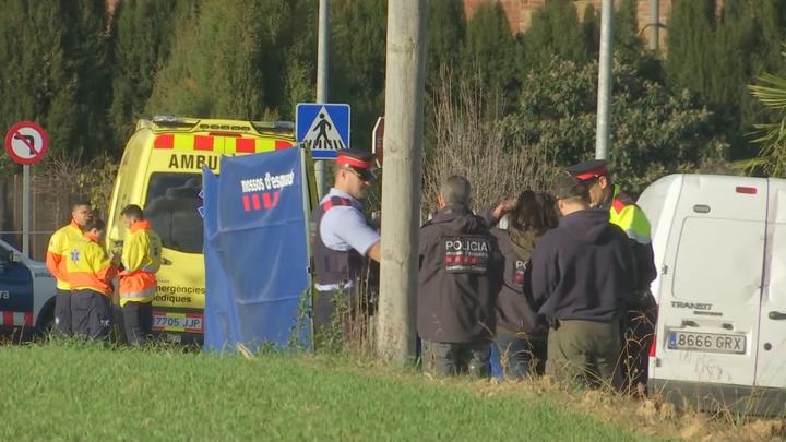 Una mujer mata presuntamente a sus dos hijas en Girona e intenta suicidarse